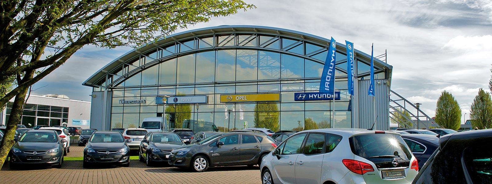 autohaus tönnemann gmbh & co. kg - autokauf ist vertrauenssache